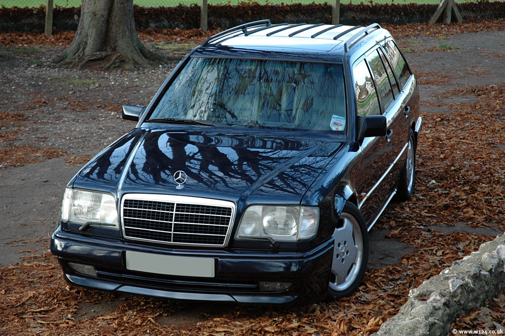 How good (or bad) are the old W124 + W210 AMG wagons? - Page 1