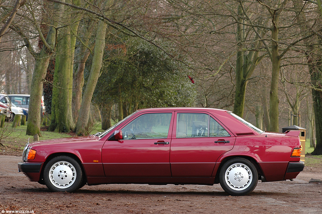 The independent mercedes estate specialists for Mercedes benz 190e 1991